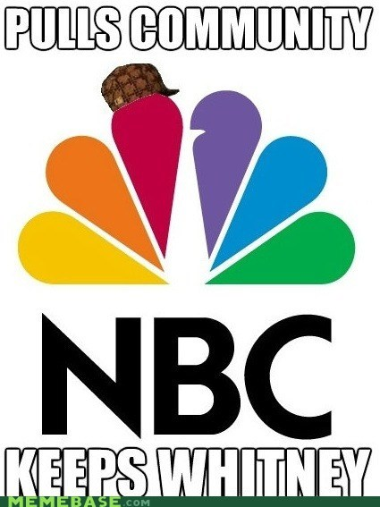 community NBC Scumbag Steve television this-ones-for-you-dan-ha whitney - 5465261568