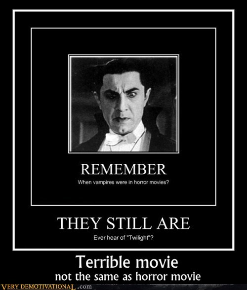 hilarious horror Movie terrible twilight vampires - 5465491712
