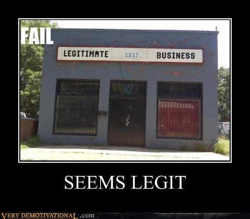 business hilarious name seems legit wtf - 5465544192