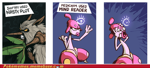 comic medicham mind reader nasty plot shiftry - 5465577984