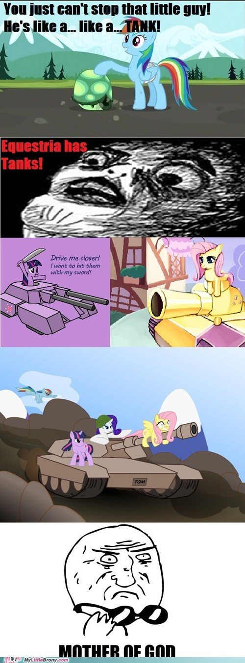 equestria ponies really tanks tank war - 5466138880