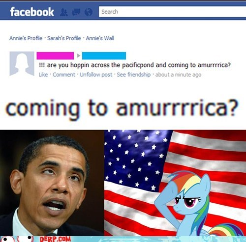 america,best of week,brony,derp,my little pony,obama,president
