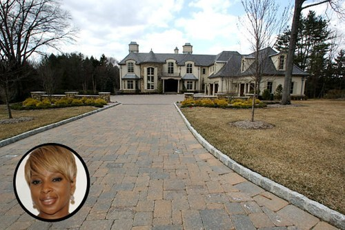 Lifestyle of the Rich and Famous,mary-j-blige,rich and famous real estate of the day
