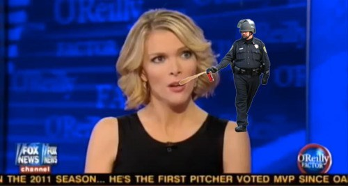 Essentially Food Product Megyn Kelly Obligatory Petition Pepper Spray Cop - 5467818752