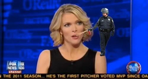 Megyn Kelly Pepper Spray Cop - 5467818752