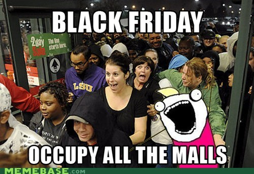 all the things,black friday,occupy,shopping,toys