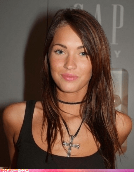 actor celeb Hall of Fame megan fox plastic surgery sexy - 5468045568