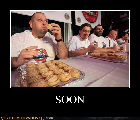 eating contest food hilarious pies SOON - 5468125184