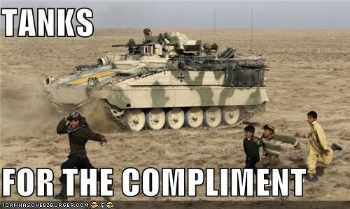 political pictures,tanks,wordplay