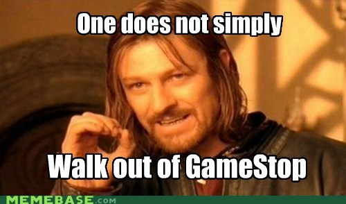 games,gamestop,Memes,mordor,stop,video games
