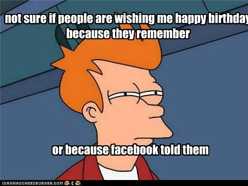 birthday facebook fry memory - 5469115904