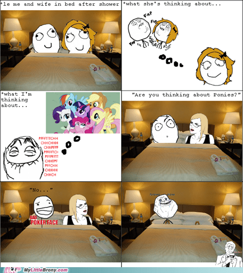 brony comics fap girlfriend rage comic true story - 5469916416