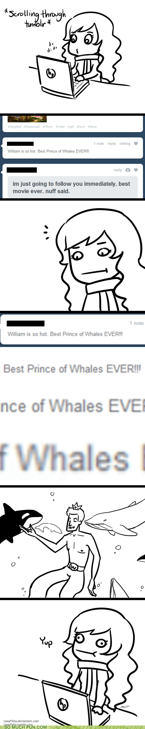 added letter double meaning literalism misspelling prince royal family tumblr Wales whales william - 5469928704