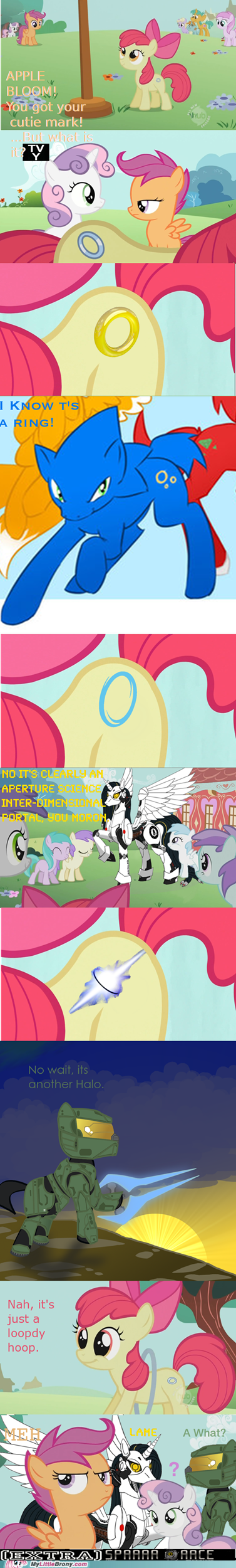 apple bloom comic comics cutie mark extra space - 5470160384
