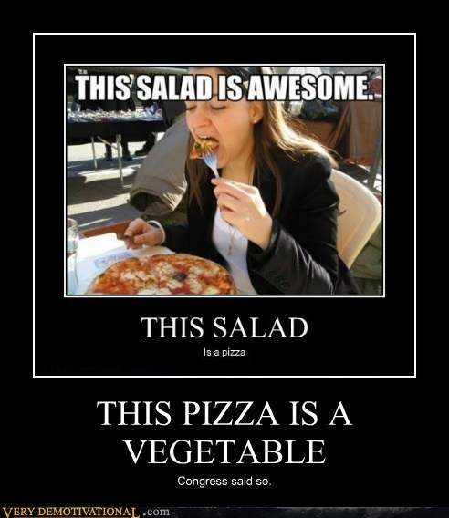 congress is retarded fat idiots kids pizza Sad vegetable - 5470898176