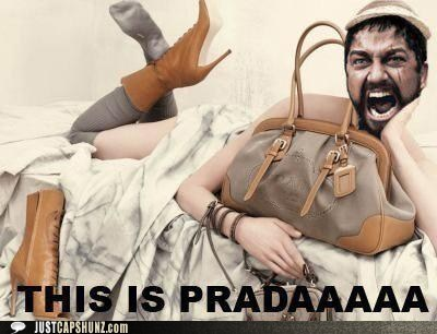 300 fashion Movie prada sparta this is sparta - 5471259136