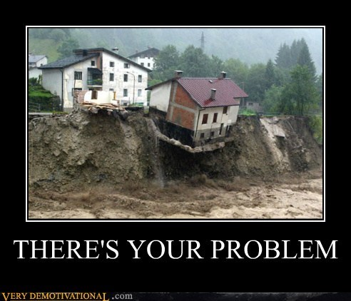 falling house problem Terrifying - 5471275264