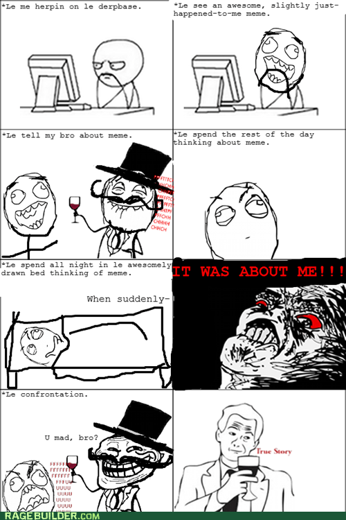 about me friend Memes Rage Comics - 5471798528
