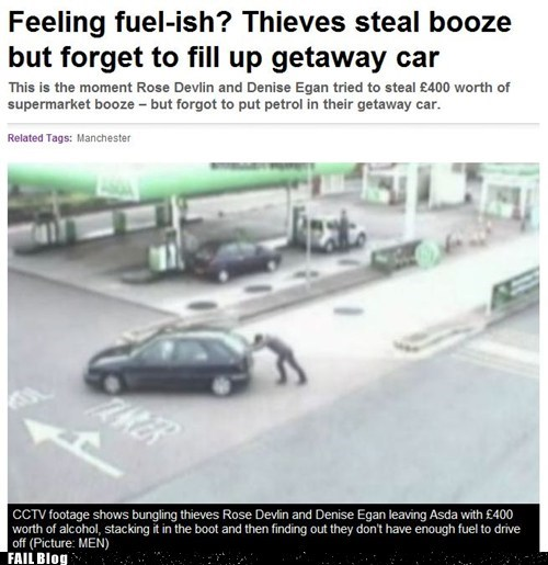 Charged With Stupidity Grand Theft Auto Probably bad News stupid criminals theft - 5472127488