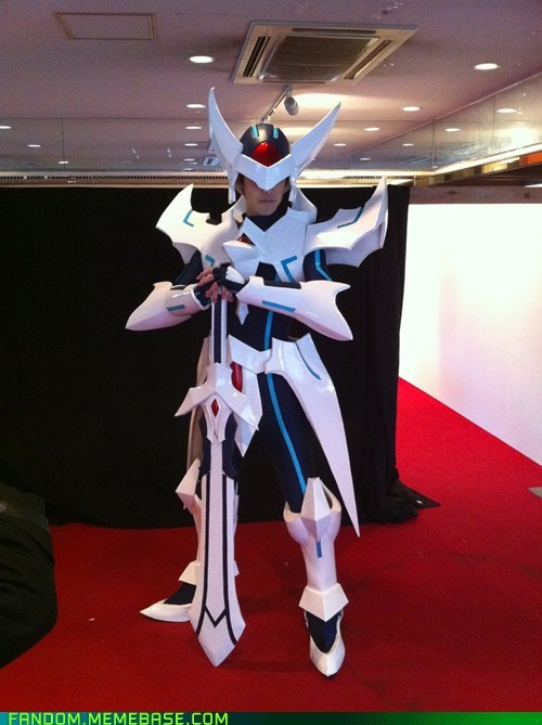 blaster blade card game cardfight vanguard cosplay - 5472196864