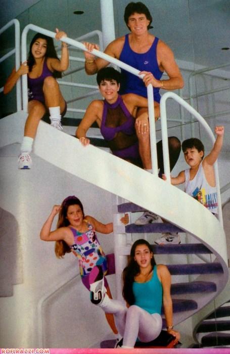 80s bruce jenner funny Khloe Kardashian kim kardashian kourtney kardashian the kardashians - 5472271104