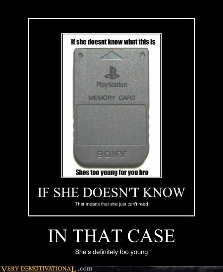 hilarious memory card old playstation - 5472474624