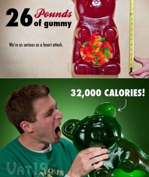 Party Gummy Bear,worlds-largest-thing