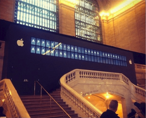apple store grand central station Nerd News new york city Tech - 5472645376