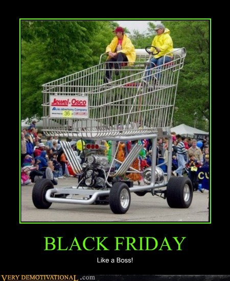 black friday,hilarious,motorized,shopping cart