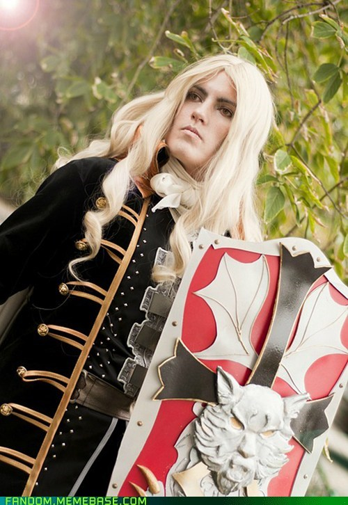 alucard Castlevania cosplay video games - 5472769024