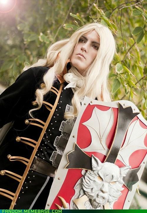 alucard Castlevania cosplay video games - 5472769024