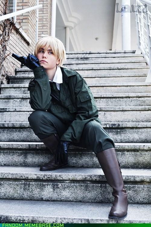 anime cosplay england hetalia manga - 5473143296