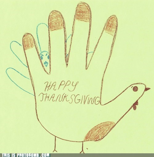 a memebase thanksgiving Animal Bomb Turkey - 5473909504