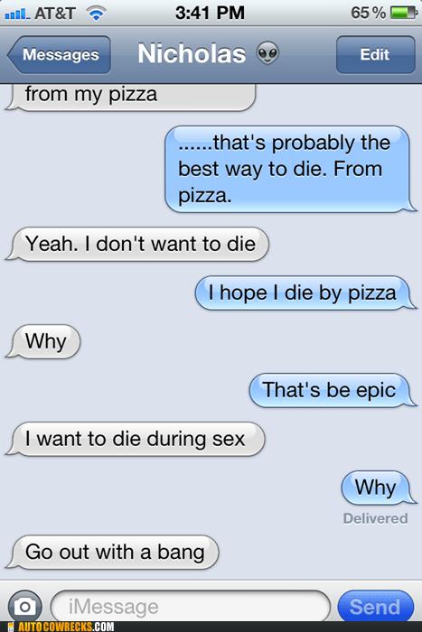 bang dead Death pizza sex - 5474267136
