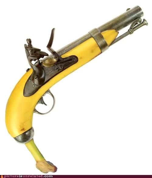 banana,gun,kids,wtf