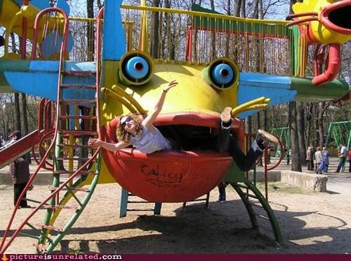 children playground wtf - 5476263936