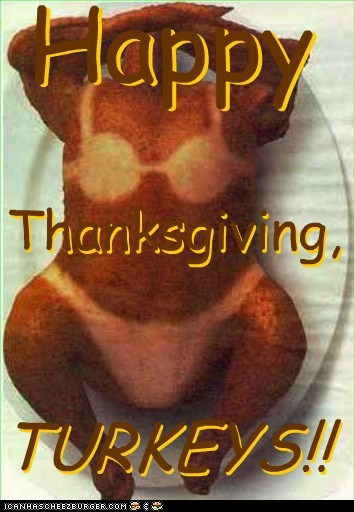 Thanksgiving Wishes to My Friends - from Yurii