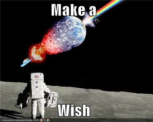 foundation Nyan Cat planet space wish - 5477111296