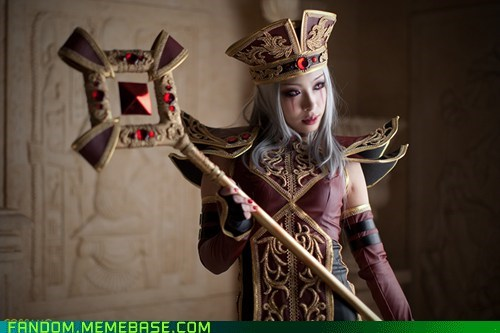 cosplay,sally whitemane,video games,WoW