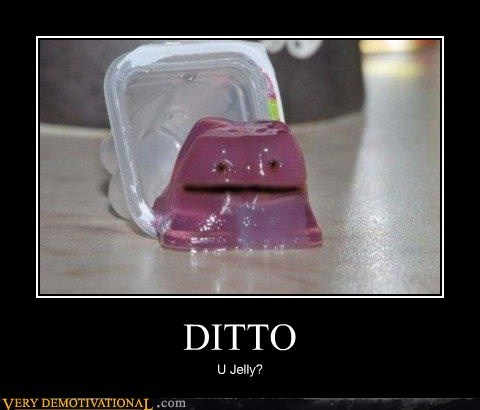 ditto jelly Pokémon Pure Awesome - 5477623552