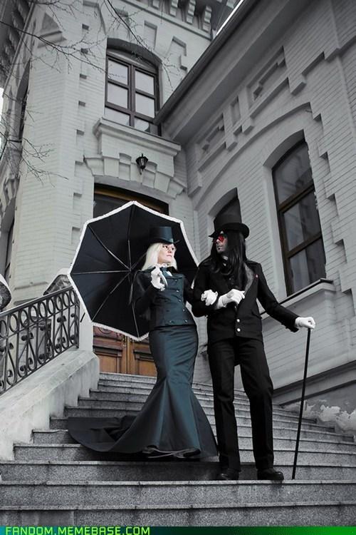 alucard cosplay hellsing integra manga victorian - 5480506880