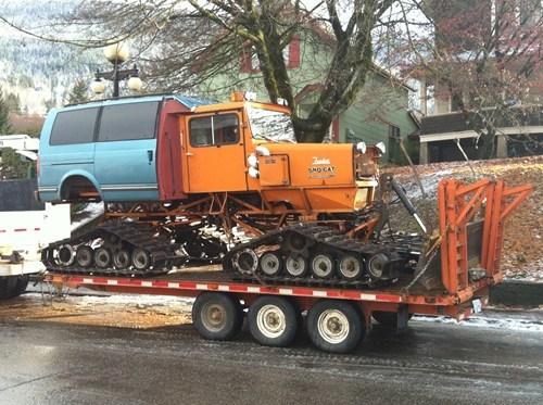 atv frankenstein Hall of Fame snowmobile wtf - 5480649728