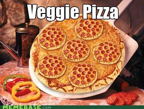 delicious pizza Veggie yo dawg yum - 5480714496