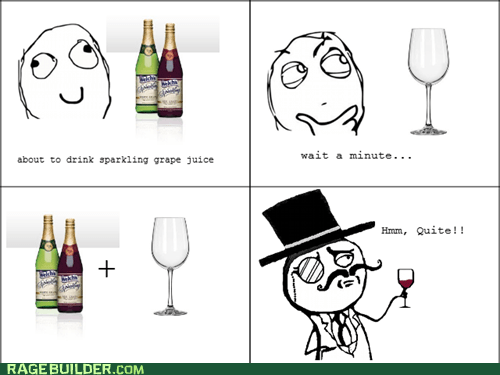 best of week cider fancy grape juice sir Rage Comics - 5481693184