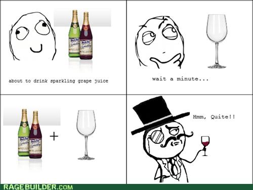 best of week fancy grape juice sir Rage Comics - 5481693184