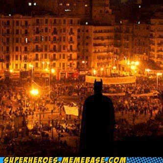 batman people Random Heroics tahrir square - 5482111232