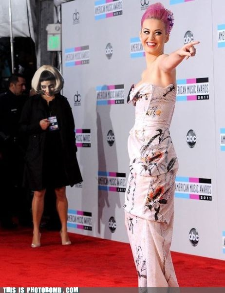 AMAs best of week celeb Celebrity Edition katy perry lady gaga Music - 5482599936
