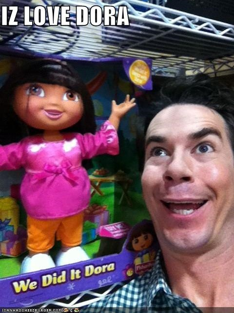 derp dora dora the explorer - 5483243520