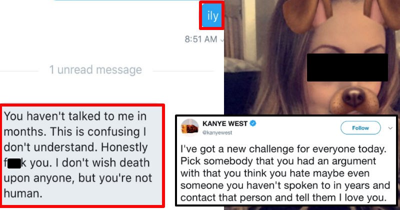 Music twitter FAIL cringe relationships kanye west ridiculous dating - 5483269