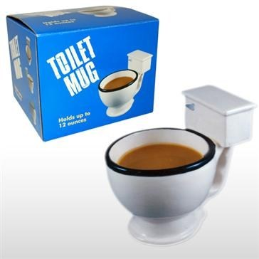 hope-thats-coffee office swag toilet mug - 5483817472